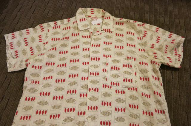 アメリカ仕入れ情報#61 50'S PENNY'S コットンシャツ!_c0144020_8354413.jpg