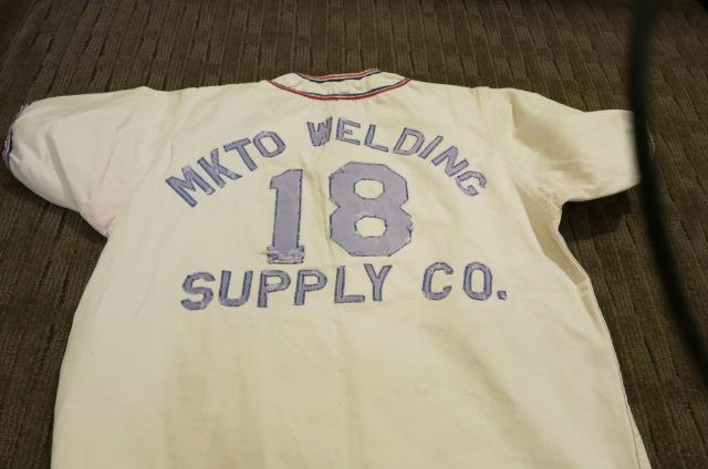 アメリカ仕入れ情報#64 40'S&60'S BASEBALLシャツ!_c0144020_8472873.jpg