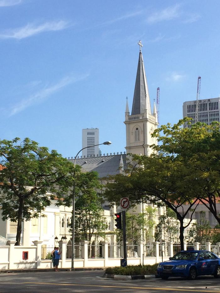 2014 3月 シンガポール (17)  Raffles City 散策_f0062122_13293865.jpg