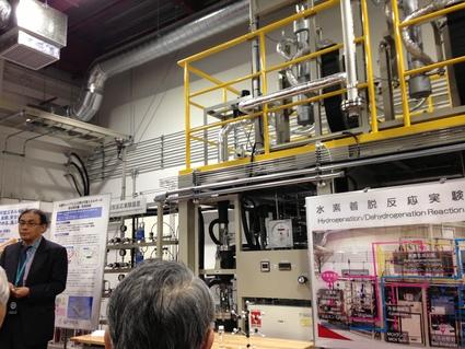 「 福島再生可能エネルギー研究所 」 開所式_f0259324_18245392.jpg