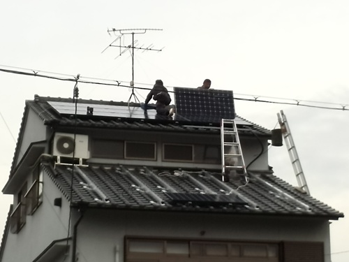 廿日市市 Y様邸・太陽光発電システム工事_d0125228_22474140.jpg