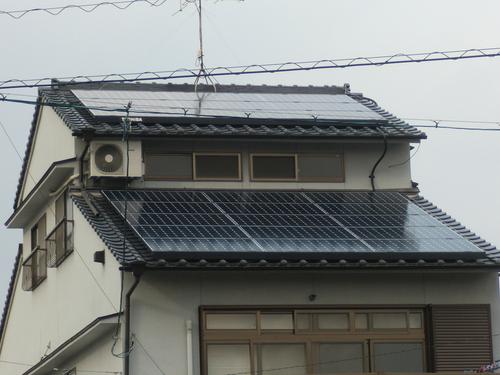 廿日市市 Y様邸・太陽光発電システム工事_d0125228_2252332.jpg