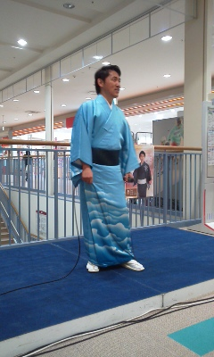 イオン富谷さんで〜_d0051146_025427.jpg