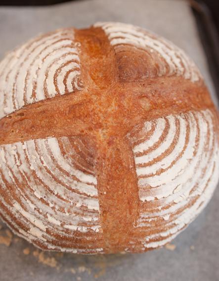 パン教室:レモンヨーグルト折込パン&カンパーニュ&ヴィエノワ_a0175348_20433765.jpg
