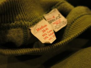 """VINTAGE SWEAT COLLECTION ー60\'S mayo SPRUCEー \""ってこんなこと。_c0140560_1119175.jpg"