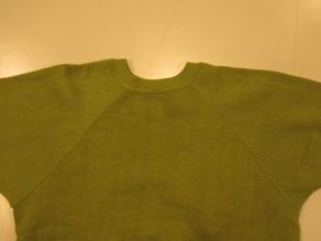 """VINTAGE SWEAT COLLECTION ー60\'S mayo SPRUCEー \""ってこんなこと。_c0140560_11204790.jpg"
