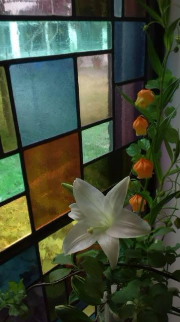 イースターサンデー2014  Very Happy Easter。。。 *。:☆.。† _a0053662_233113.jpg