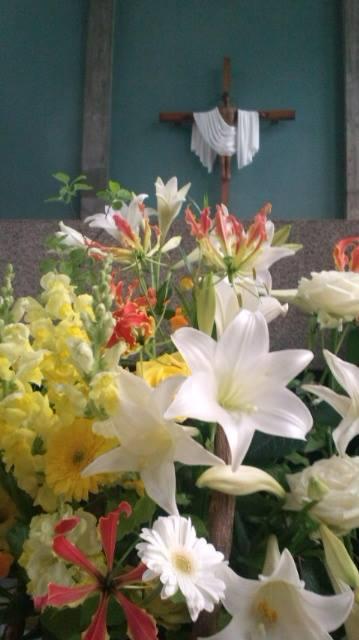 イースターサンデー2014  Very Happy Easter。。。 *。:☆.。† _a0053662_2381720.jpg