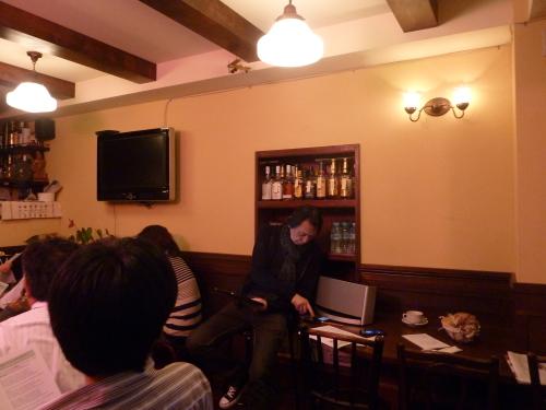 2014-04-20 昨日は「Panama Joe\'s」での初「ONゼミ」_e0021965_13434184.jpg