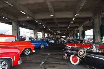 アメリカンクラシックカーが沼津に集結!!_d0050503_7201628.jpg