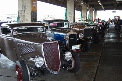 アメリカンクラシックカーが沼津に集結!!_d0050503_720442.jpg