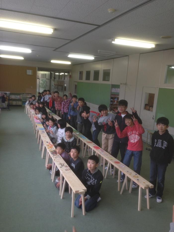 付知南小学校にて。_a0125305_20212714.jpg