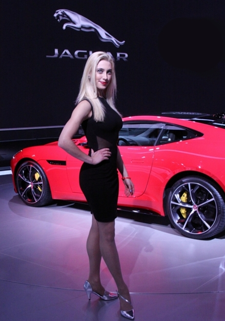 NY国際オートショーから超高級車をチラホラと・・・_b0007805_8273616.jpg