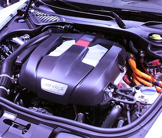 NY国際オートショーから超高級車をチラホラと・・・_b0007805_8283587.jpg