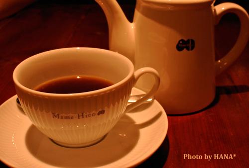 CAFE MAME-HICO @ 渋谷_f0302415_2334515.jpg