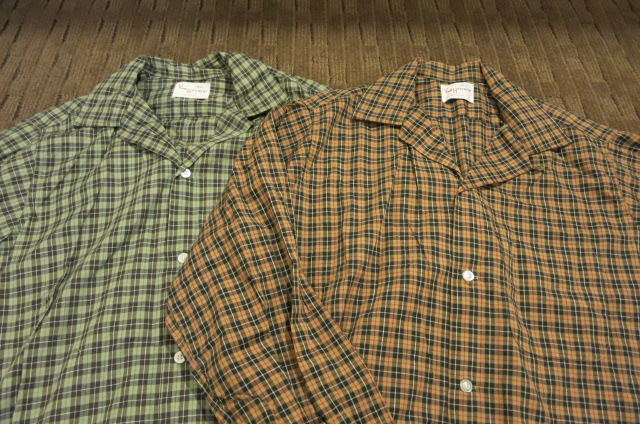 アメリカ仕入れ情報#66  60\'S VAN HEUSEN オープンカラーシャツ!_c0144020_14523568.jpg