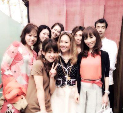 Ab Fab Ladies の会。第一回目ーたか木さんへ。_f0215324_2119545.jpg