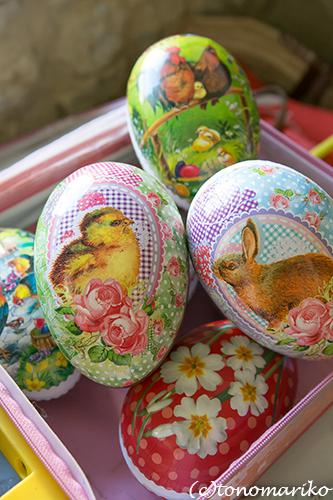 「イースター」はイエス・キリストの復活と春の訪れを祝う日