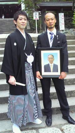 鎌倉宮で結婚式_d0051146_8555244.jpg