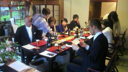 鎌倉で結婚式〜披露宴~_d0051146_9305142.jpg