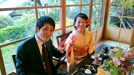 鎌倉で結婚式〜披露宴~_d0051146_9305167.jpg