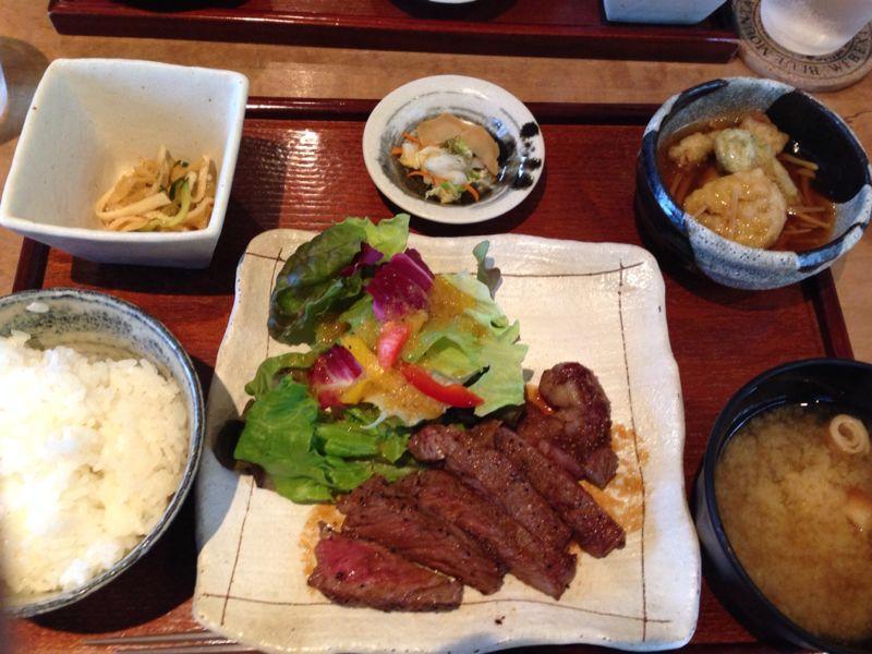 グロリアランチ in カフェレストラン樫_c0110051_16334650.jpg