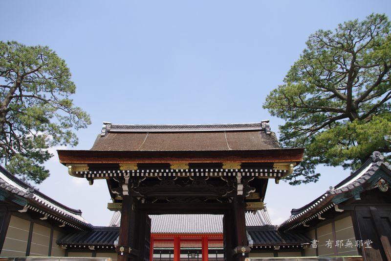 京都御所・春季一般公開 #1_a0157263_17160569.jpg