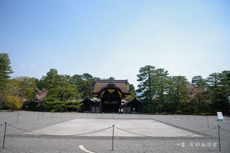 京都御所・春季一般公開 #1_a0157263_17344581.jpg