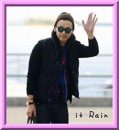 歌手RAIN(ピ)が自身のドラマデビュー作「サンドゥ、学校へ行こう」のイ... ピ・Rain・?