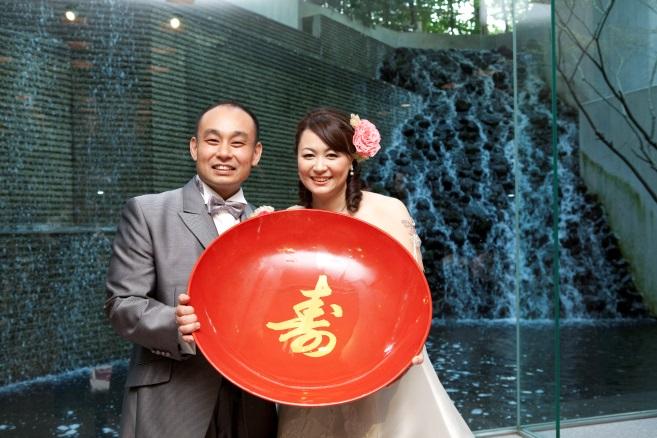 結婚式の演出_d0079577_18433426.jpg