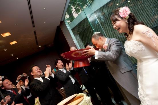 結婚式の演出_d0079577_18434652.jpg