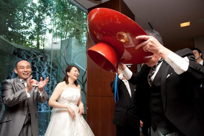 結婚式の演出_d0079577_18442641.jpg