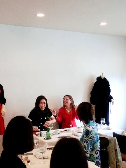 元美さんとのトークショー@レジィーナロマンティコ帝塚山店_a0149478_16461458.jpg
