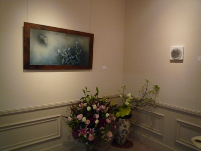 Kanako Togawa Glass Exhibition -Breathー_e0123286_17285033.jpg