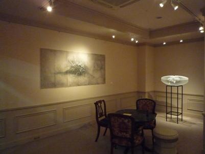Kanako Togawa Glass Exhibition -Breathー_e0123286_1729286.jpg