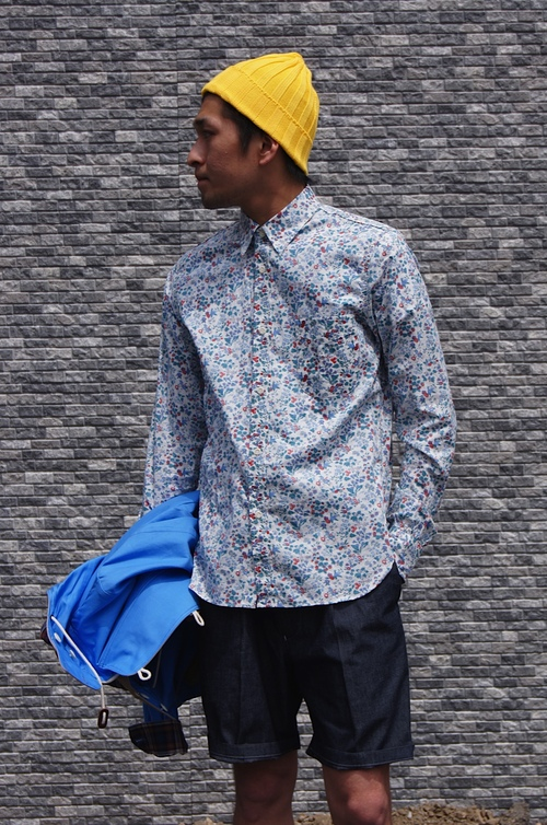 CdG HOMME × JUNYA MAN - The Spring Color!!_c0079892_21484057.jpg