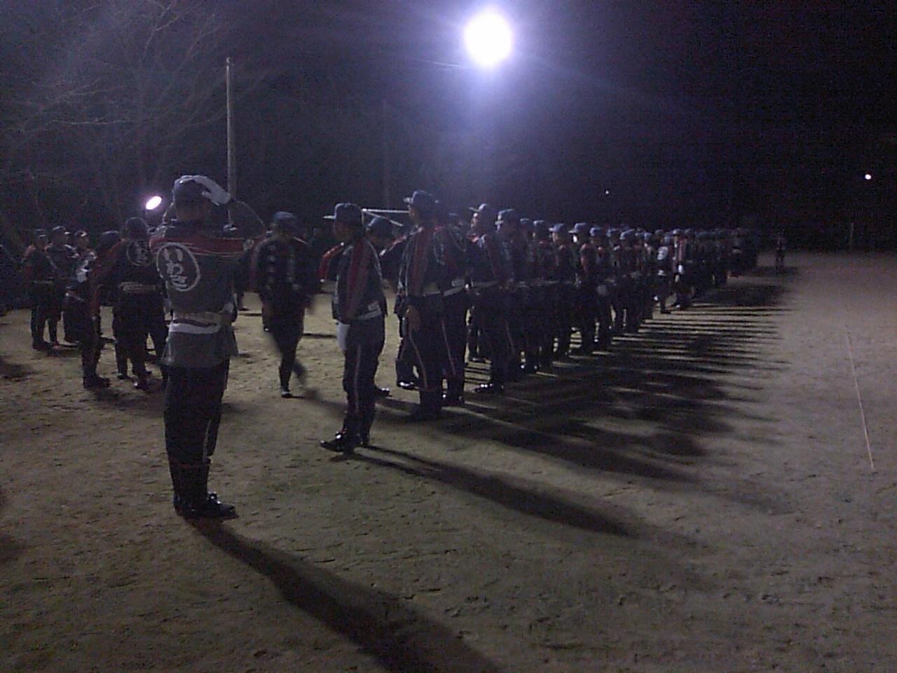 今年も消防団の規律訓練_e0068696_1158439.jpg