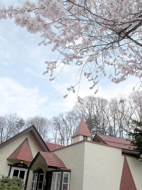 春の軽井沢 満腹旅 2014/04/19sat-20sun_f0031535_13313489.jpg