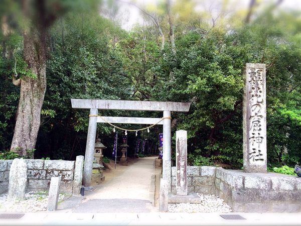 熊野古道@松本峠・花の窟コース_e0292546_705513.jpg