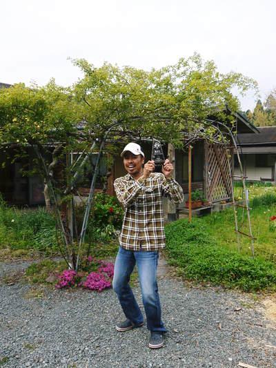 カラーミーショップ大賞2014「PR賞」受賞!! トロフィーと動画コメント!!_a0254656_1952318.jpg