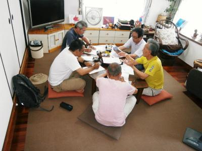 「カーミージーの海で遊び隊」結成_c0180460_22524419.jpg