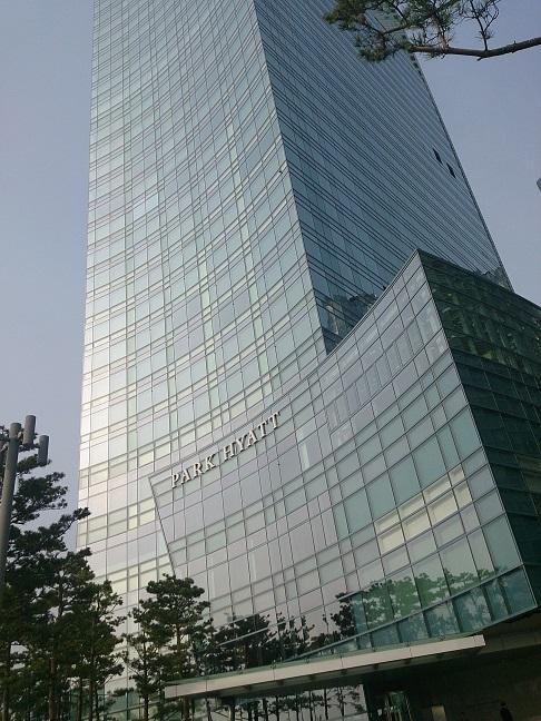 パークハイアット釜山 (Park Hyatt Busan)_b0060363_10123094.jpg