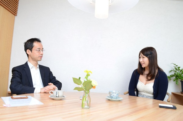 愛川ゆず季さんとの対談_c0310571_09522073.jpg