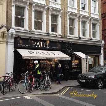 Paulでお茶~♪_f0238789_445831.jpg