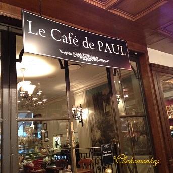 Paulでお茶~♪_f0238789_464336.jpg