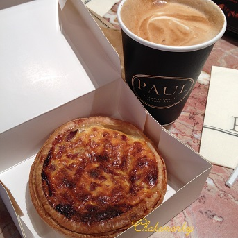 Paulでお茶~♪_f0238789_485591.jpg