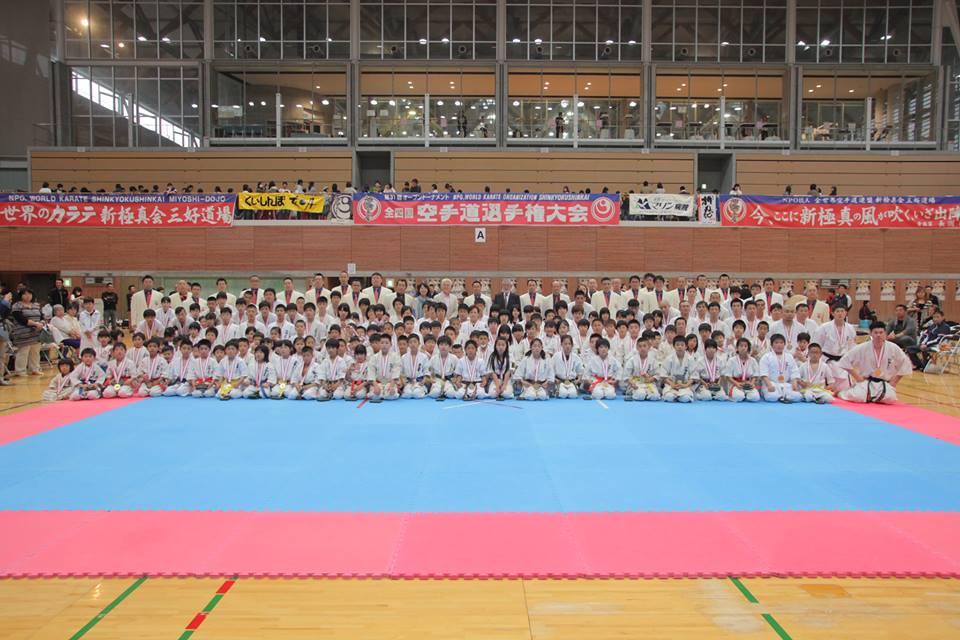 第31回全四国空手道選手権大会!_c0186691_9585448.jpg