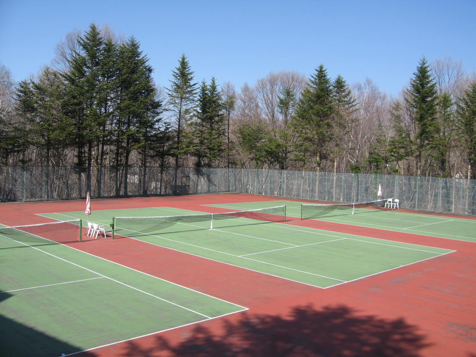 2014テニスコートオープン準備完了!_f0146620_22451098.jpg