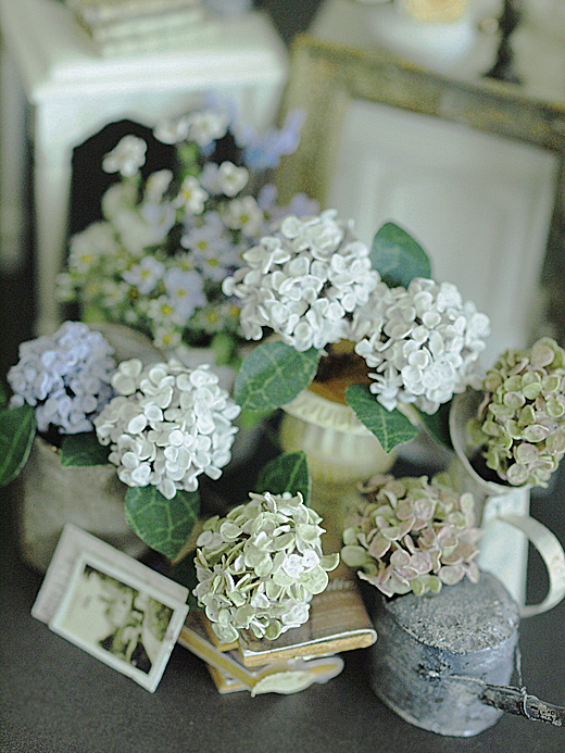 miniature* Flower  あじさい_e0172847_9244275.jpg