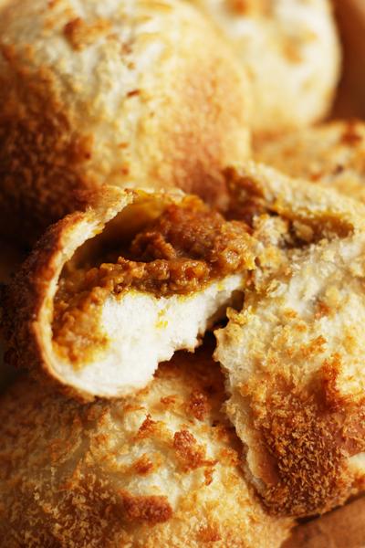 先日のアイシングクッキー教室と焼きカレーパンとか胡桃入りパンとか_f0149855_555255.jpg